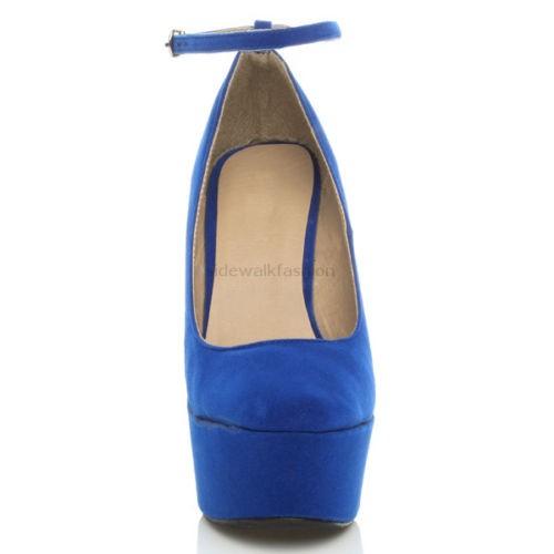 478b7e7843c2 Lodičky na plnej platforme Royal Blue – Sissy Boutique
