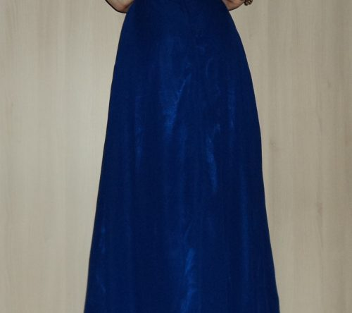 Spoločenské šaty Royal Blue veľ. 34 ca9912a9d8a