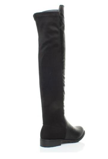 ... výpredajElastické čižmy nad kolená Black Matt. hat45blackmatt2  1 · 1 ·  2 · 3 3aa117213ca