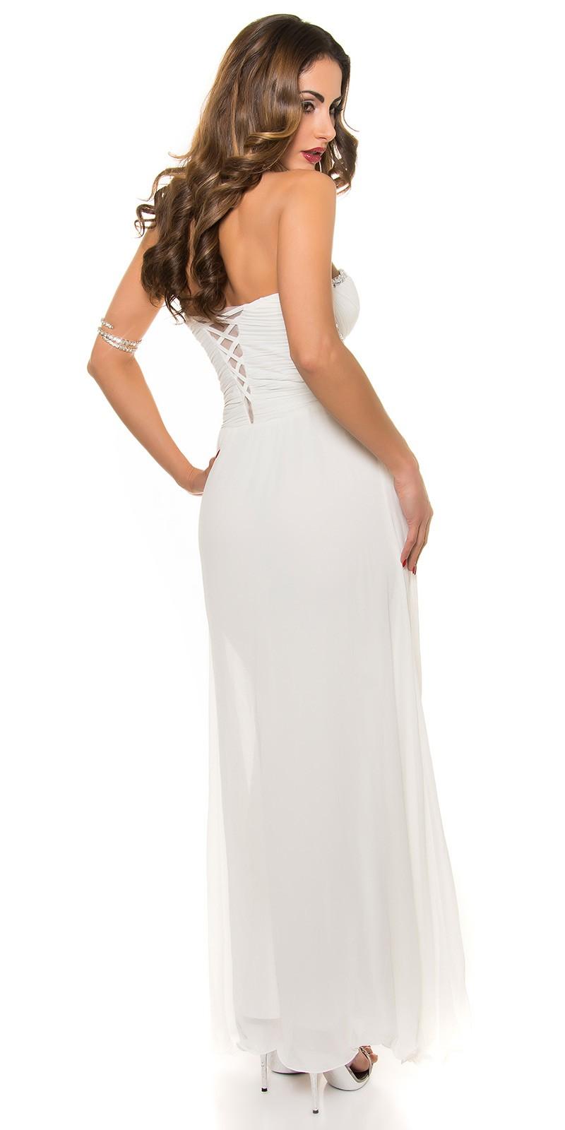 cff3ce4bf567 eesexy Koucla evening Goddess-dress  Color WHITE Size S 0000K9137 WEISS 28  · eesexy Koucla evening Goddess-dress  Color WHITE Size S 0000K9137 WEISS 29
