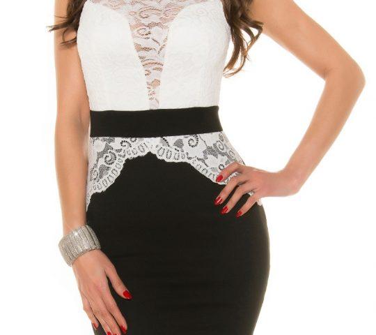 e07a9be42d74 Spoločenské šaty s krajkou – Sissy Boutique