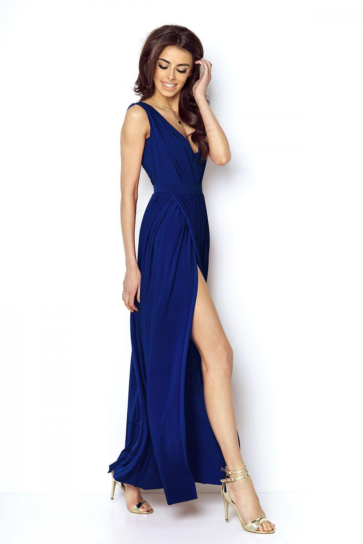 ... spoločenské šaty s rozparkom Ivon Blue.  db images custom1000x1500 816890 · db images custom1000x1500 816891 4ee78d59473