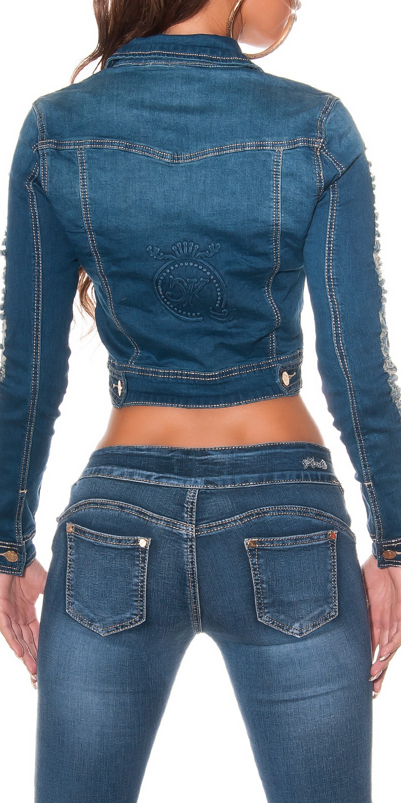 86b8e65bcdbb ooKoucla jeans jacket usedlook  Color JEANSBLUE Size S 0000K600-287 JEANSBLAU 3