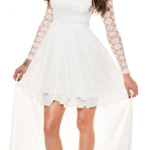 4dee1dc54889 Biele spoločenské šaty – Sissy Boutique