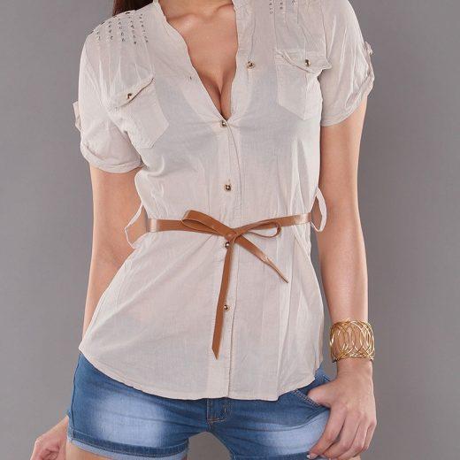 Bezova bluzka