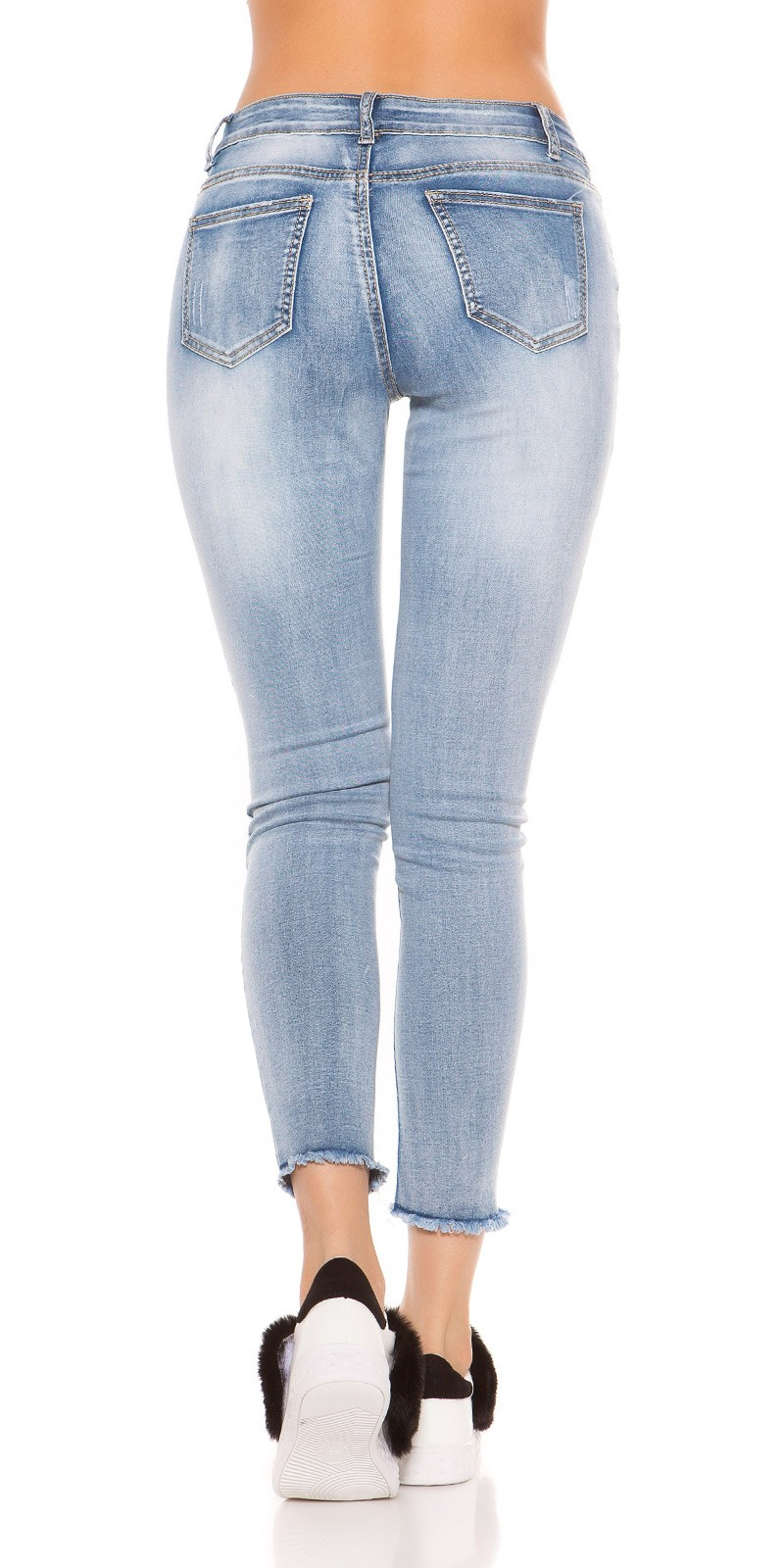 d43cb9bf9b73 kkskinny 78 jeans with lacing  Color JEANSBLUE Size 38 0000P806 JEANSBLAU 2  ·  kkskinny 78 jeans with lacing  Color JEANSBLUE Size 38 0000P806 JEANSBLAU 3