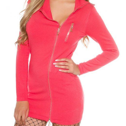 Koralovy damsky pulover