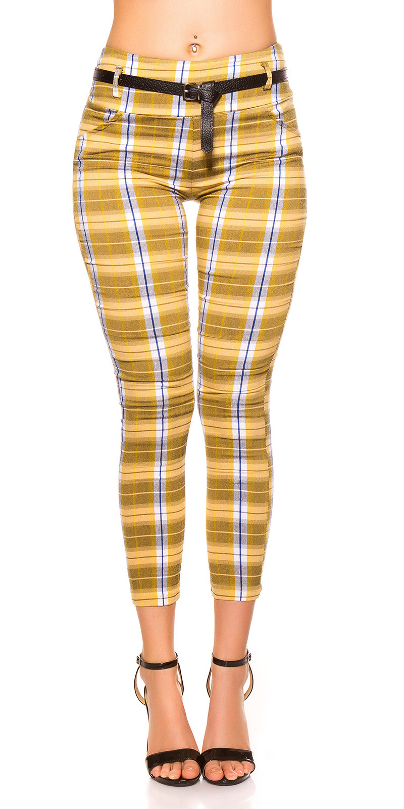2ee419e11 hhchecked_treggings_with_belt__Color_YELLOW_Size_S_0000H62942_GELB_1 ·  hhchecked_treggings_with_belt__Color_YELLOW_Size_S_0000H62942_GELB_2