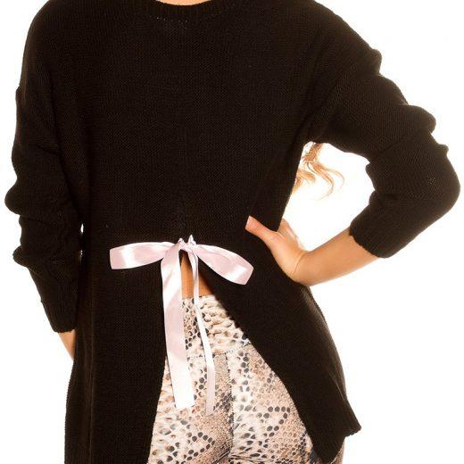 Damsky pulover s maslou